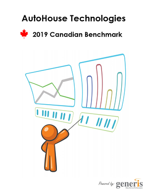 2019 - CDN Benchmark cover